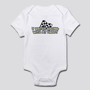 48 Racing Daddy Infant Bodysuit