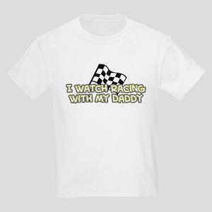 48 Racing Daddy Kids Light T-Shirt
