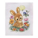 Easter Fleece Blankets