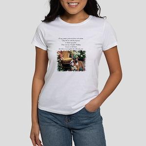 English Bulldog Art Women's T-Shirt
