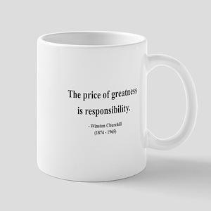 Winston Churchill 18 Mug