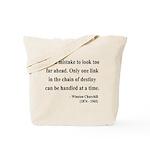 Winston Churchill 19 Tote Bag