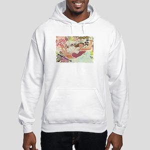 Flying Queen Hooded Sweatshirt