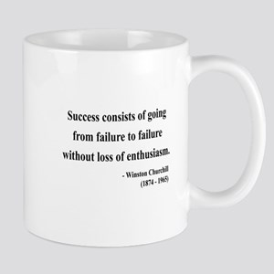 Winston Churchill 21 Mug