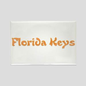 Florida Keys Rectangle Magnet