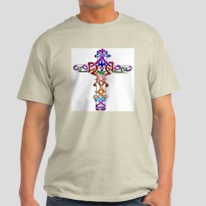 Colored Cross Light T-Shirt