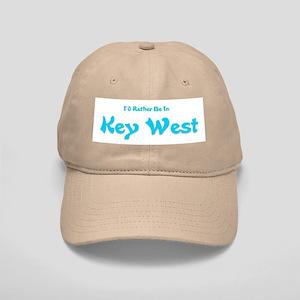 I'd Rather Be...Key West Cap