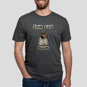 Shih Tzu Mom Women's Dark T-Shirt