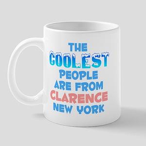 Coolest: Clarence, NY Mug