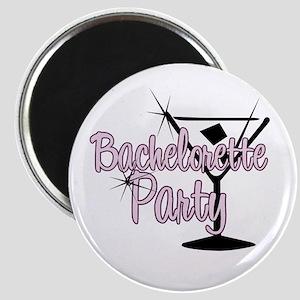 Pink Martini Bachelorette Par Magnet