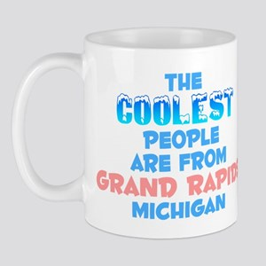 Coolest: Grand Rapids, MI Mug