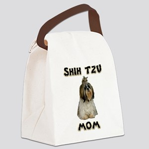 Shih Tzu Mom Canvas Lunch Bag