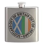 SCOTLAND-BRITAIN-IRELAND Flask