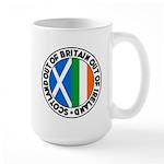 SCOTLAND-BRITAIN-IRELAND Mugs