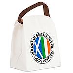 SCOTLAND-BRITAIN-IRELAND Canvas Lunch Bag