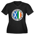 SCOTLAND-BRITAIN-IRELAND Plus Size T-Shirt