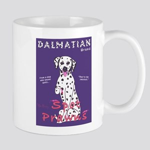 Dalmatian Spot Prawns Mug