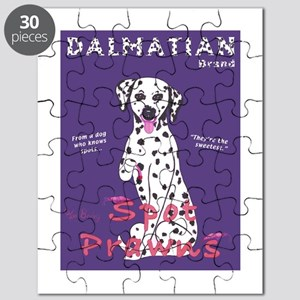 Dalmatian Spot Prawns Puzzle