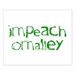 Impeach O'Malley Small Poster