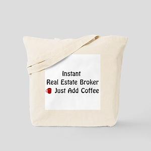 Real Estate Broker Tote Bag