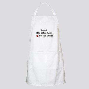Real Estate Agent BBQ Apron