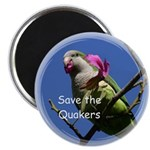 Save the Quakers Magnet