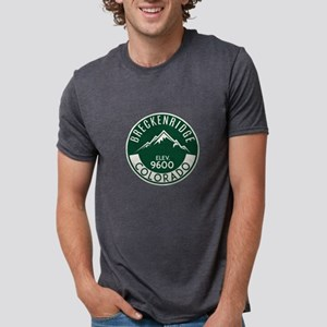 Breckenridge Colorado Skiing T-Shirt