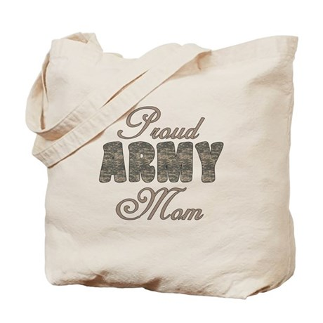 ACU Army Mom Tote Bag