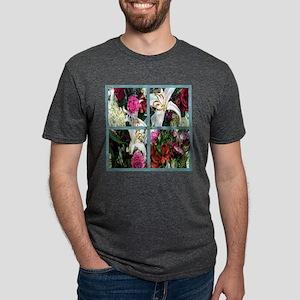 15th Pattern; Window Flowers T-Shirt