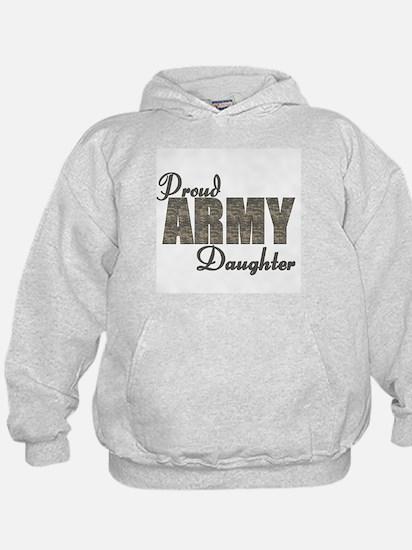 ACU Army Daughter Hoodie
