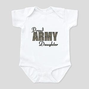 ACU Army Daughter Infant Bodysuit