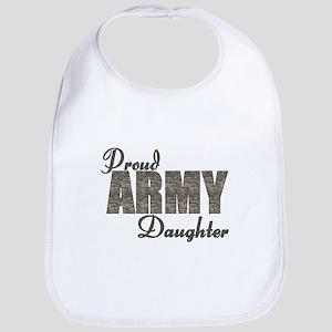 ACU Army Daughter Bib