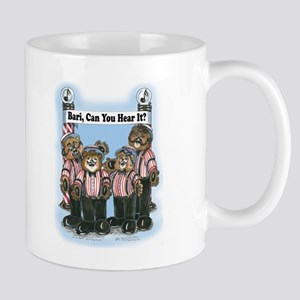Bari Section Mug