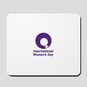 International Women's Day Mousepad