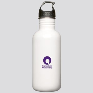 International Women's Stainless Water Bottle 1.0L