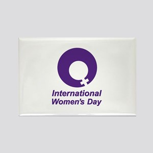 International Women's Day Magnets