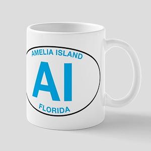 Amelia Island Florida Mugs