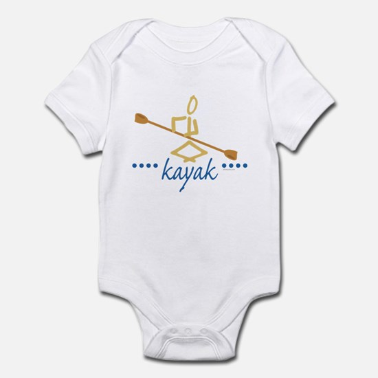 Kayak Infant Bodysuit