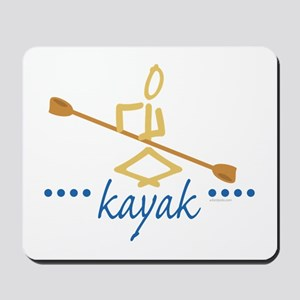 Kayak Mousepad