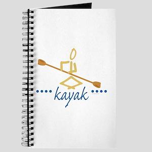 Kayak Journal