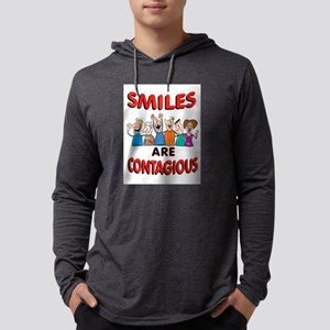 SMILING GROUP Long Sleeve T-Shirt