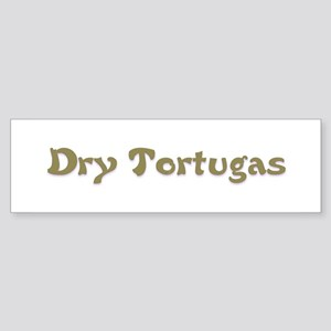 Dry Tortugas Bumper Sticker