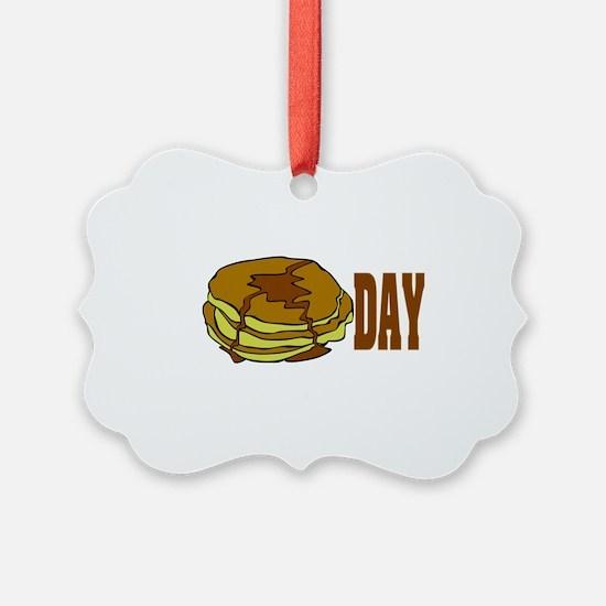 Pancake Day Ornament