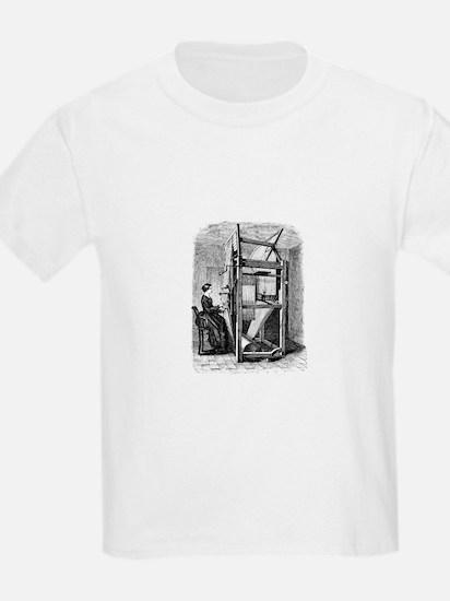 Weaver - Woman at Weaving Loo T-Shirt