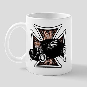 Motor City Cross  Mug