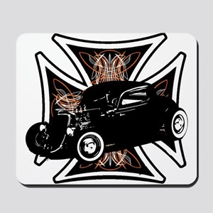 Motor City Cross  Mousepad