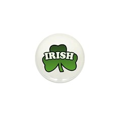 Irish Mini Button (100 pack)