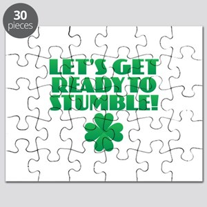 Ready to Stumble Puzzle