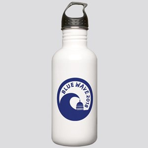 Blue Wave 2018 Midterm election Water Bottle