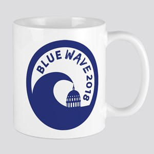 Blue Wave 2018 Midterm election Mugs